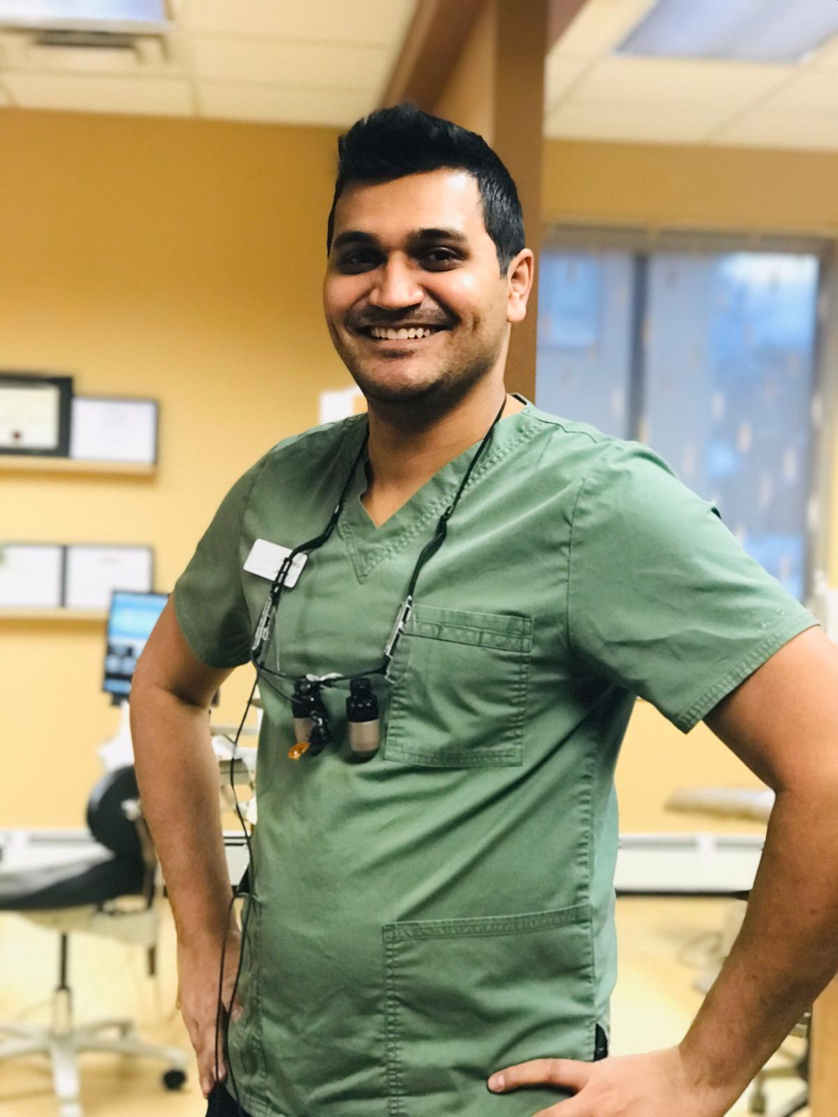 Dr. Sanket Upadhyay