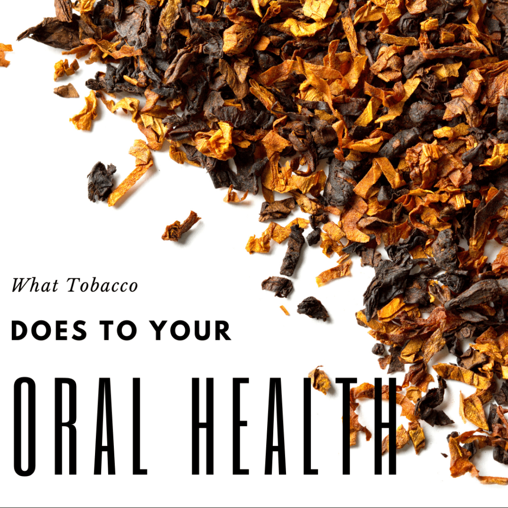 What Tobacco Does to Your oral health